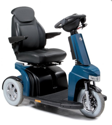 El-scooter Elite² Plus 3-hjulig